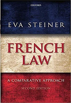 French Legal System INT7410
