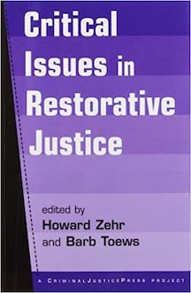 RSJ 7115, Principles of Restorative Justice