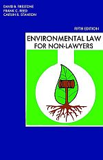 Environmental Law for Non-Lawyers 5th edition