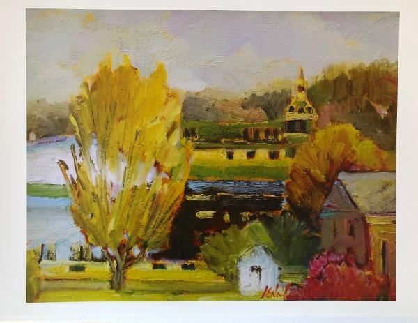 Joan Hoffmann Print - Vermont Law School