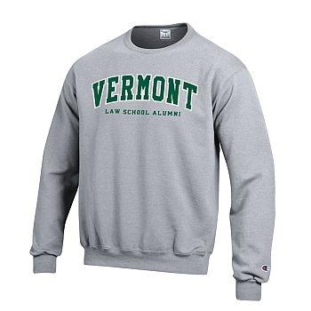 Alumni Sweatshirt in Heather Grey