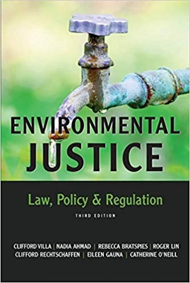 Environmental Justice 3rd Edition