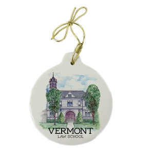 Holiday Painted Ornament