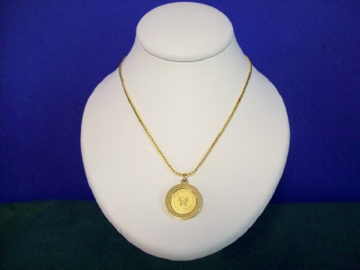 VLS Pendant Necklace