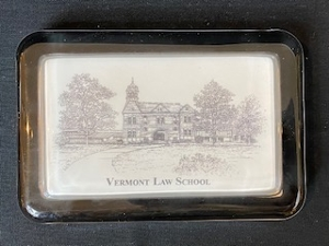 VLS Pen and Ink Paperweight