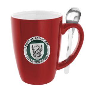 Spooner Mug Red