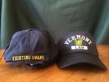 Fighting Swans Ball Cap
