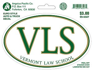VLS Euro Sticker