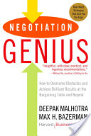 Negotiation Genius
