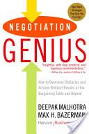 Negotiation Genius - REQUIRED