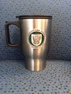 Travel Coffee Mug VLS Pewter Seal