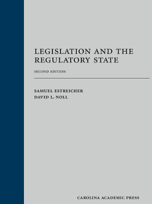 Legislation and the Regulatory State 2nd edition