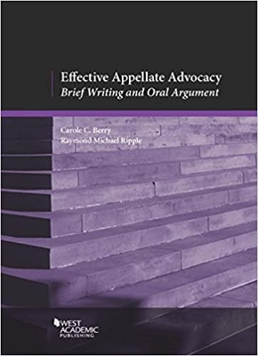 Effective Appellate Advocacy 5th Edition