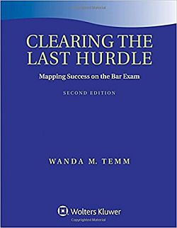 Clearing the Last Hurdle - REQUIRED BOOK