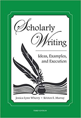 Scholarly Writing 3rd edition