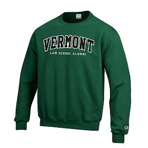 Alumni Sweatshirt in Forest Green