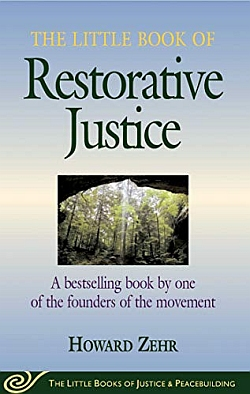 The Little Book of Restorative Justice - REQUIRED