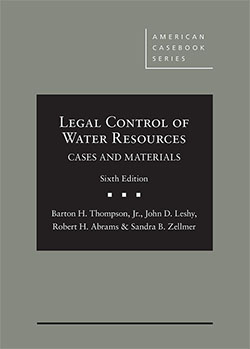 Legal Control of Water Resources, 6e