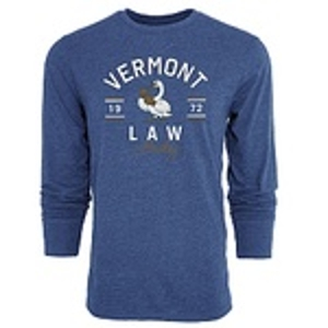 Hockey Long Sleeve Shirt Royal Blue