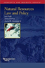 Natural Resources Law & Policy