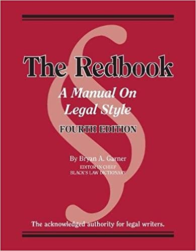 The Redbook 4th edition