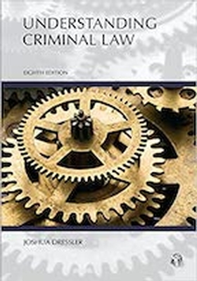 Understanding Criminal Law, 8th Edition USED