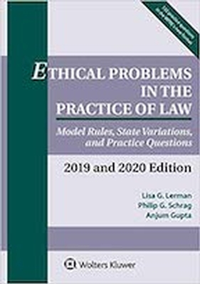 Ethical Problems Rules 2019-2020