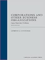 Corporations and other Business Organizations 9e
