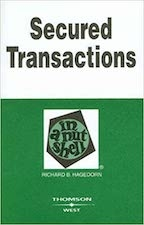Secured Transactions In A Nutshell 5E