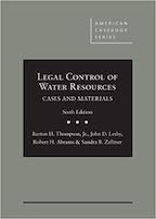Legal Control Of Water Resources 6E