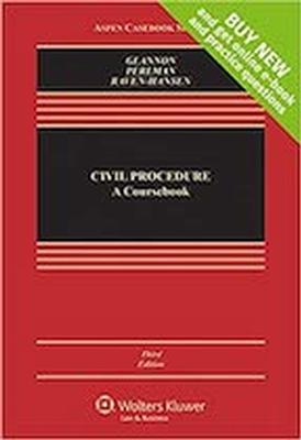 Civil Procedure 3E