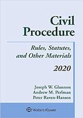 Civil Procedure Supplement 2020