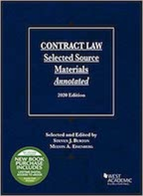Contracts 2020 Selected Source Material