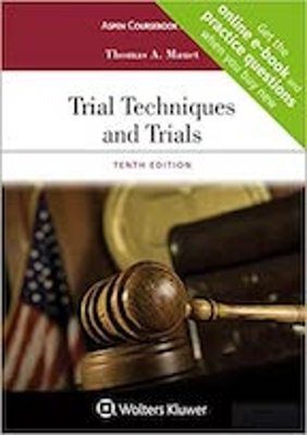 Trial Techniques and Trials 10e