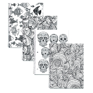 Doodles Notebooks
