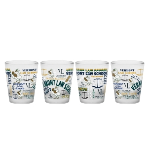 Shot Glass With Wrap Graphic