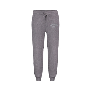 Peace Fleece Jogger - Grey