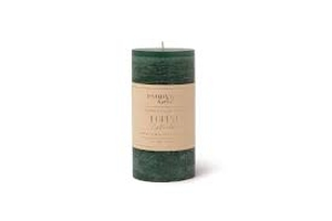 Forest Collection Scented Pillar Candle