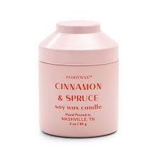 Cinnamon & Spruce