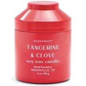 Tangerine & Clove