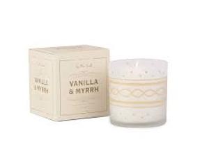 Vanilla & Myrrh