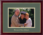 Embossed Photo Edition in Galleria Frame-Horizontal Green Mat
