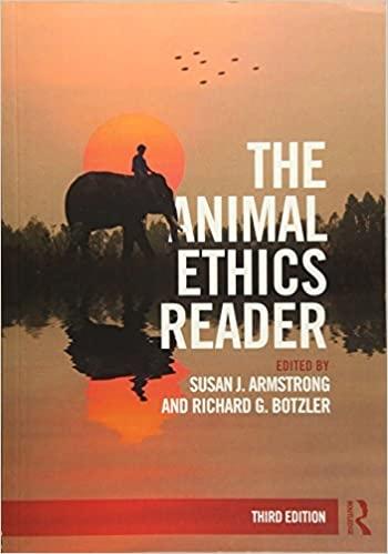 The Animal Ethics Reader 3e