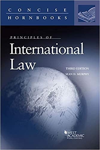 Principles Of International Law 3E