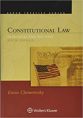 Constitutional Law P&P 6e - Highly Recommended
