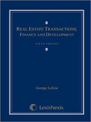 Real Estate Transactions 6th Ed