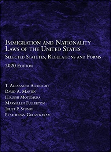 Immigration and Nationality Laws 2020