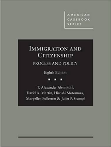 Immigration and Citizenship 9e