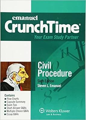 CrunchTime - Civil Procedure