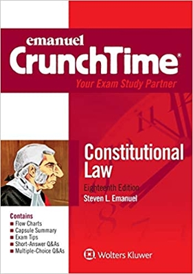 CrunchTime for Constitutional Law